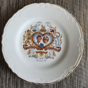 Other - Prince Charles and Lady Dianna Wedding Plate